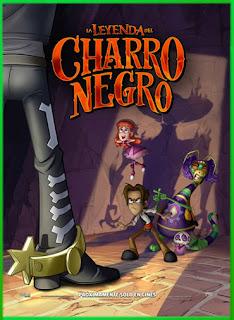 La Leyenda del Charro Negro (2018) | DVDRip Latino HD GDrive 1 Link