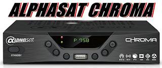 ATUALIZAÇÃO PATCH ALPHASAT CHROMA SKS 58W ON Alphasat-azcomi