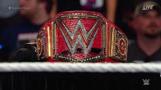 WWE Universal Championship Raw SmackDown Finn Balor
