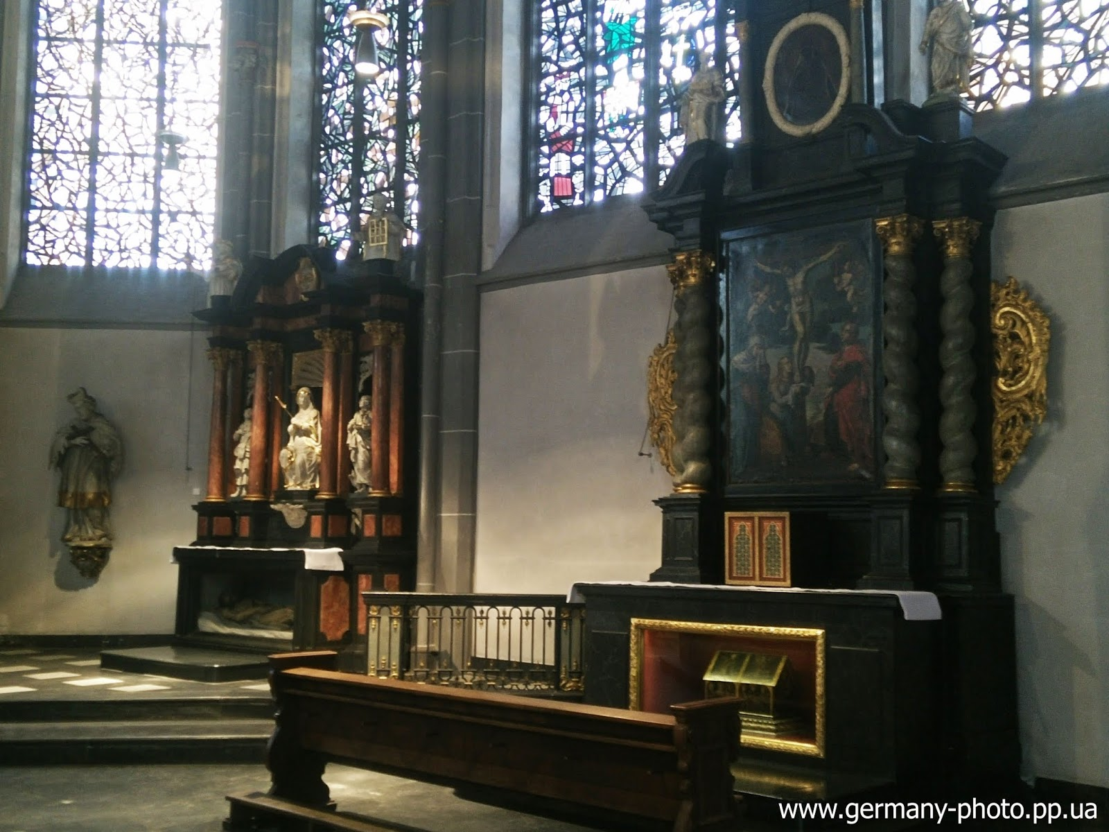 Католический собор в Германии