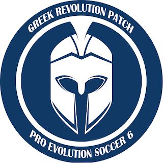 PES 6 GREEK Revolution Patch