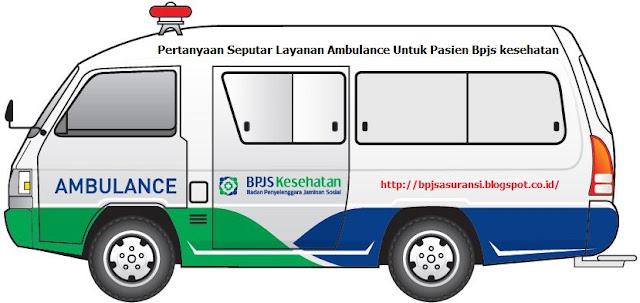 Apakah Penggunaan Ambulan Untuk Antar Jenazah Biayanya Ditanggung BPJS?