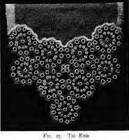 Roue, Priscilla Tatting Book 1, 1909
