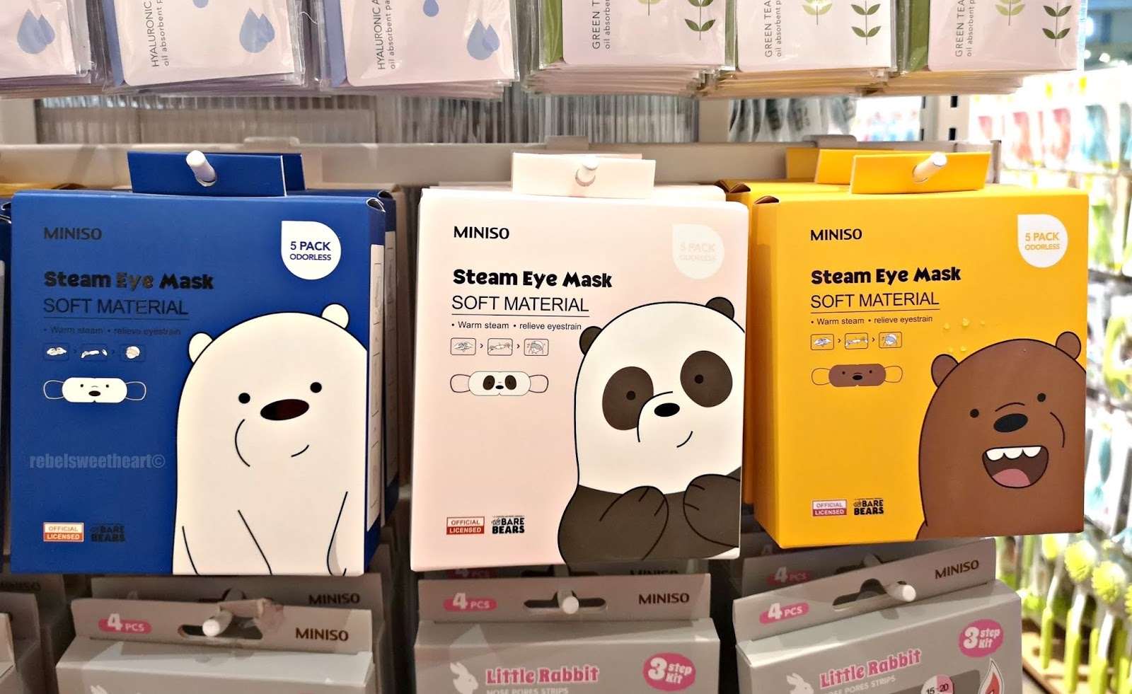 d6042211c12 The Rebel Sweetheart.: Miniso Opens in SM San Pablo!