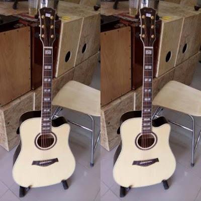 Bán Đàn guitar acoustic Enya giá 3 triệu cho học sinh, sinh viên