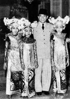 Rahasia Soekarno Dalam Menjaga Komitmennya