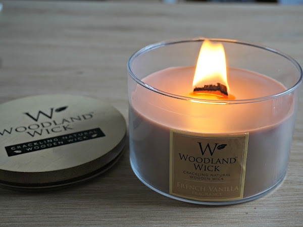 Woodwick Crackle Candle Dupe
