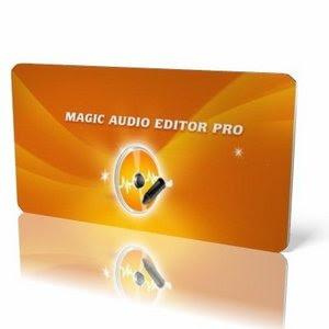 Magic Audio Editor Pro 7.5.0.45 + Serial
