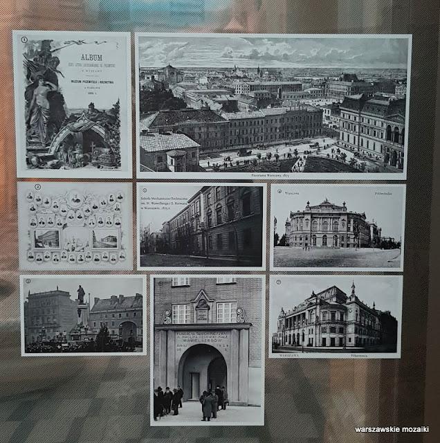 Warszawa Warsaw Świętokrzyska 11/21 dom pieniądza historia Narodowy Bank Polski NBP Śródmieście