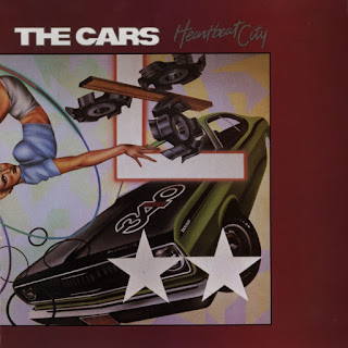 Heartbeat City - A rare CD