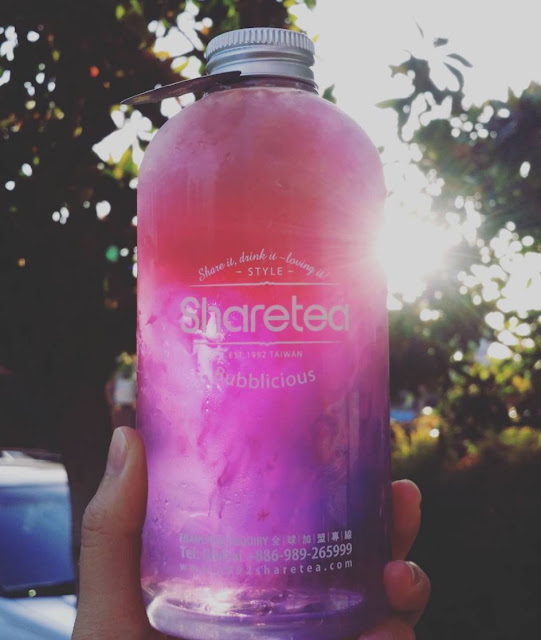 Get Your Very Own Star Dust, In A Bottle. Now Available At Sharetea!