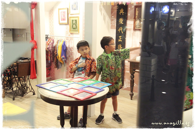 peranakan singapore kids baba