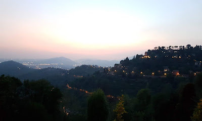 View from Ristorante san Vigilio