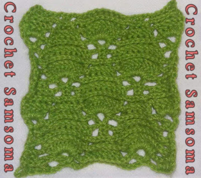 طريقة كروشيه غرزة جميلة و سهلة. غرزة كروشيه سهلة وبسيطة . Free Crochet Stitches and Tutorials .  غرز كروشيه جديدة  . غرز كروشيه جديدة . ،طريقة عمل غرزة كروشيه سهلة،