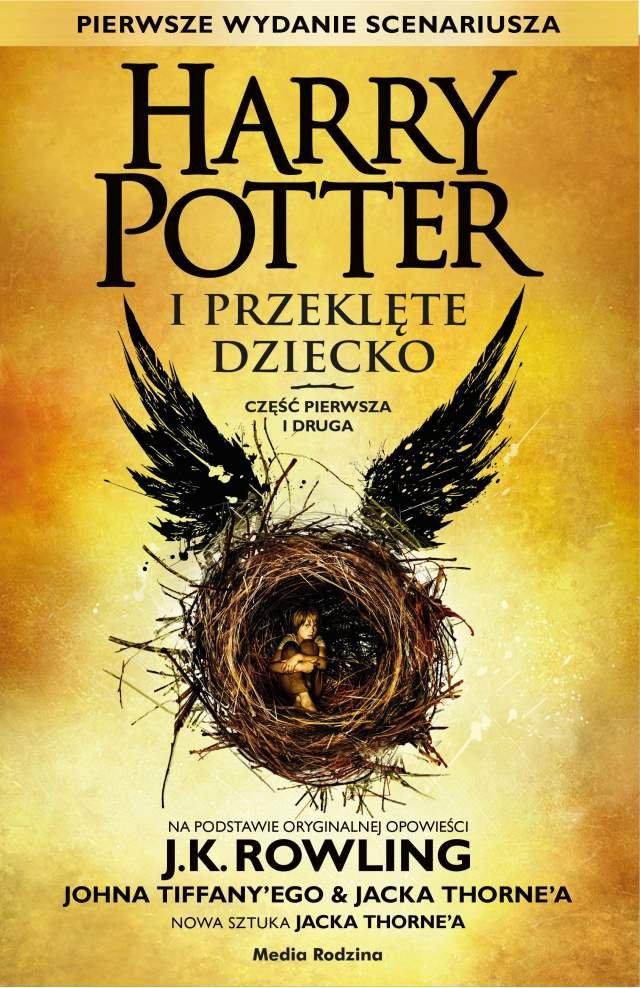 """Prawdziwy dramat, czyli """"Harry Potter i Przeklęte Dziecko"""""""