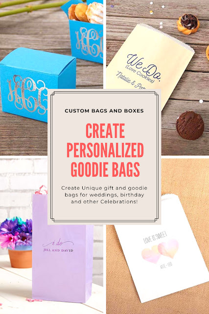 How to Design Your Own Custom Goodie Bags for Birthdays, Weddings and Other Celebrations