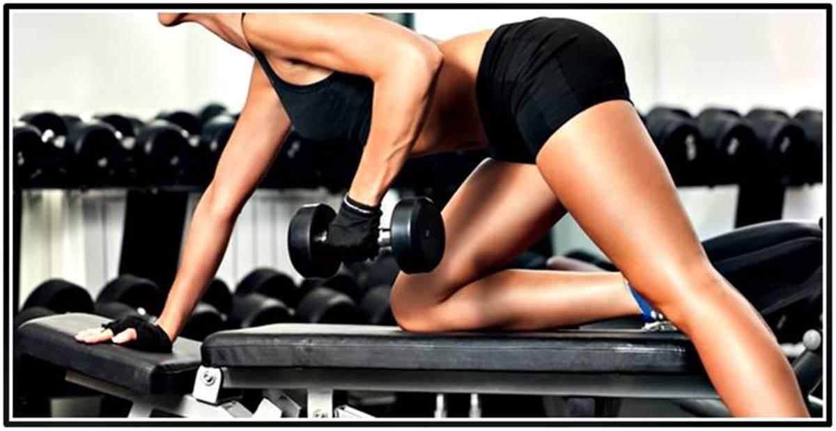 Rutina gym mujer adelgazar