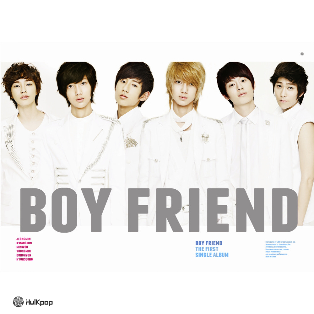 [Single] BOYFRIEND – BOYFRIEND