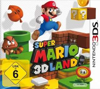 Super Mario 3D Land, 3DS, Español, Mega, Mediafire