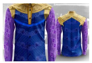 Baju koko kekinian yang terinspirasi dari Thanos