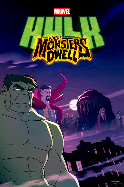 Hulk: Where Monsters Dwell (2016) ταινιες online seires oipeirates greek subs