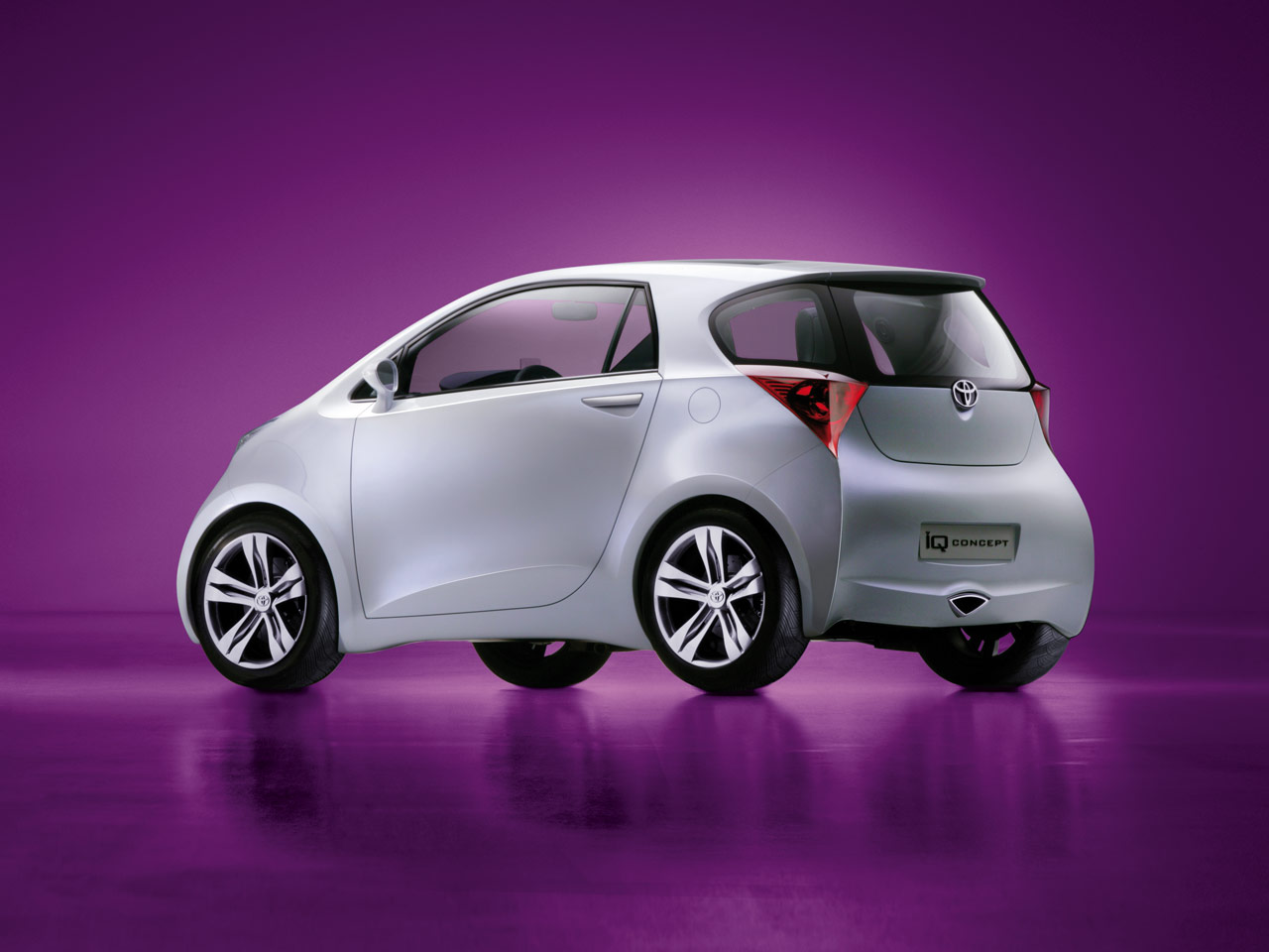 Toyota Iq Mini Car New Car Modification Review New Car