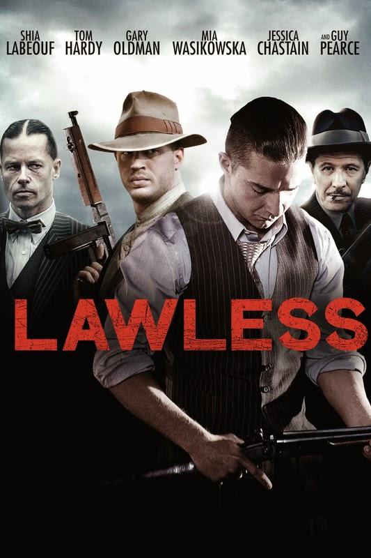 sin ley - Sin ley (Lawless) (2012) [DVDRip XviD][Castellano AC3 5.1][Thriller. Drama]
