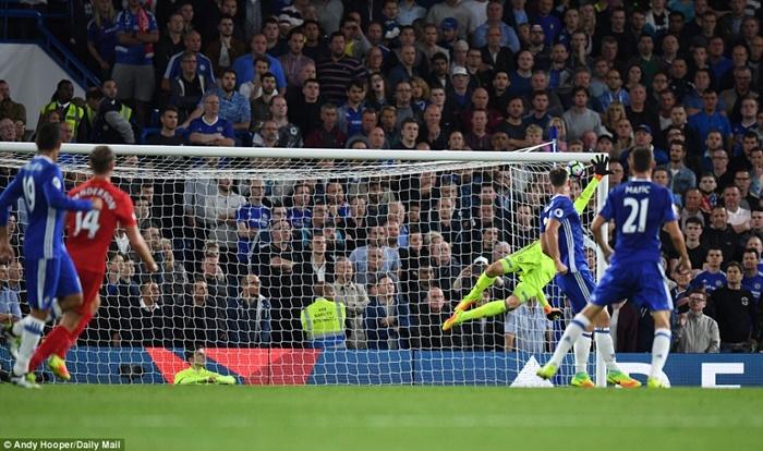 Chelsea 1 - 2 Liverpool 2016-17