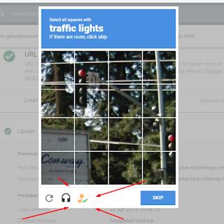 Cara Mengatasi / Bypass Google Chapta Dengan Buster (Auto Solved)