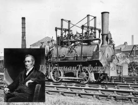 Penemu Kereta Api