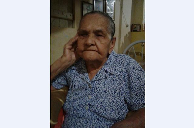 Popular Dona Zefinha, de Olho D'Água do Casado, morre aos 93 anos