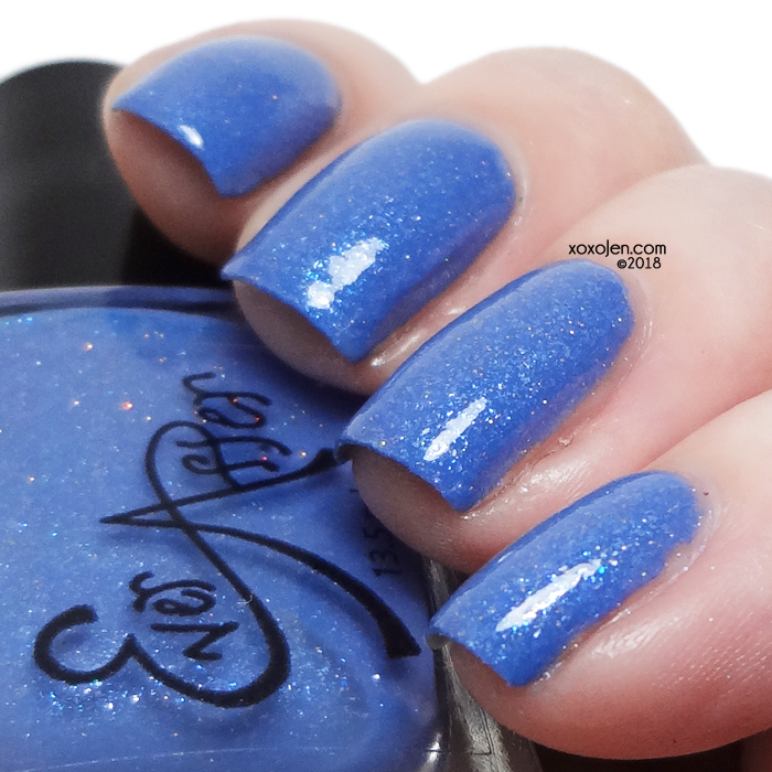 xoxoJen's swatch of Ever After Singing In The Rain