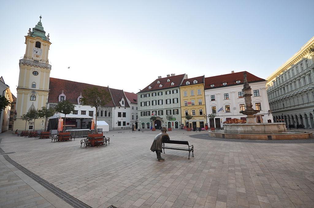 Old Town square (hlavne namestie),