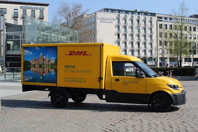 """""""Urbane Logistik Hannover"""" - Lieferverkehr der Zukunft"""