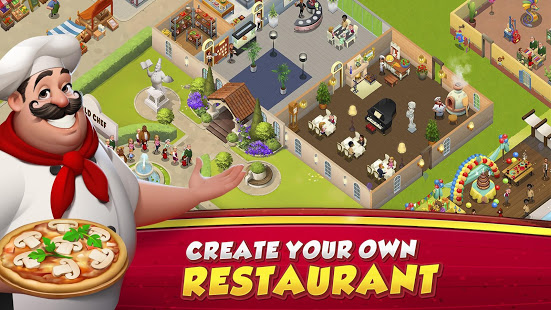 World Chef Mod Apk Android