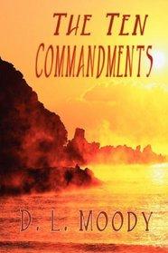 D. L. Moody-The Ten Commandments-