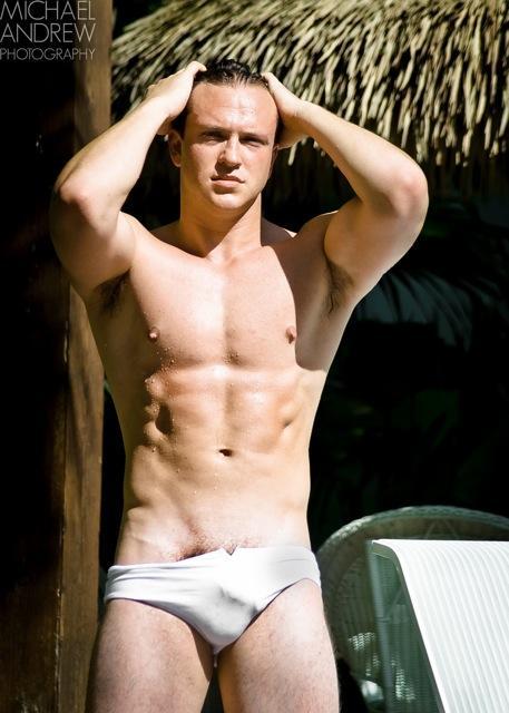 Skinny naked male-4307