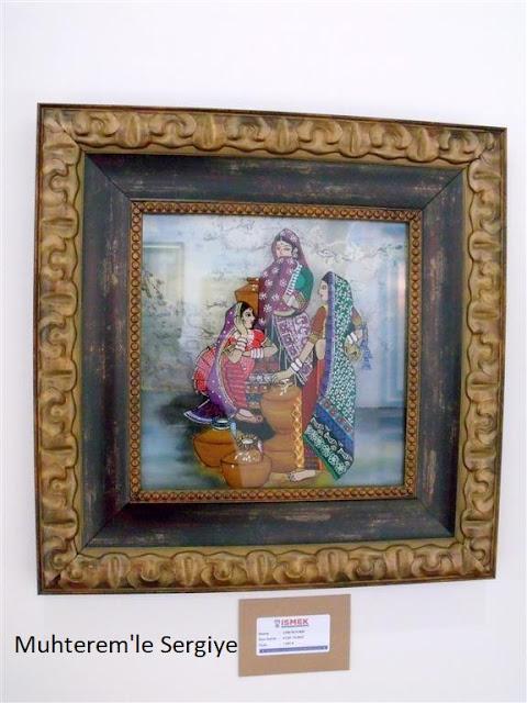 Hintli kadınlar panosu