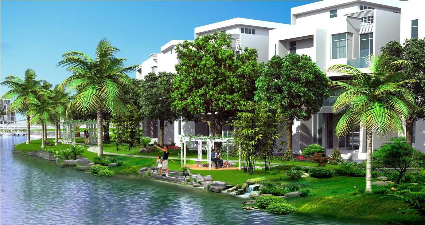 Melosa Garden Khang Điền quận 9 – Khu nhà phố, biệt thự cao cấp nhất hiện nay từ chủ đầu tư Khang Điền. 1