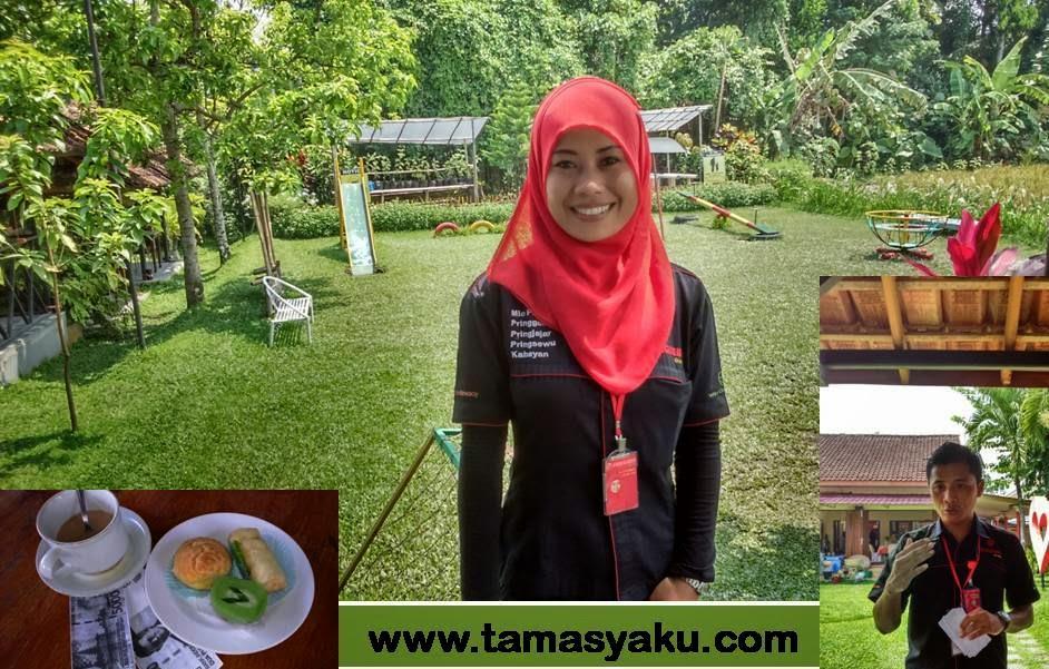 Food Beverage Service Skill Competition Pringsewu, Yogyakarta
