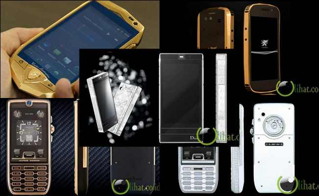 8 Smartphone Android yang paling Mahal di Dunia