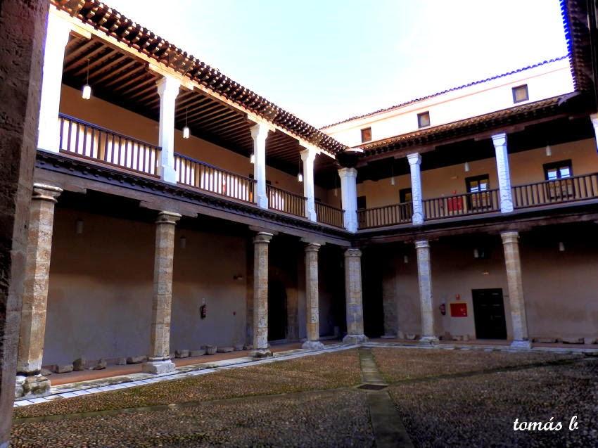 Fotografias palacio de los vivero valladolid for Viveros valladolid