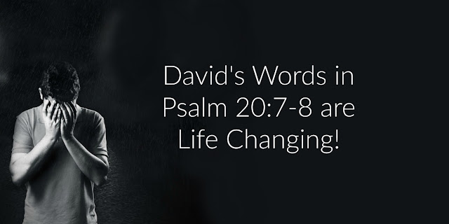 David's Key to Success Against His Enemies
