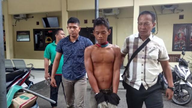 Polisi Tangkap Pembunuh dan Pemerkosa Nenek Carkonah