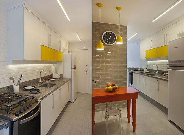 Apartamento decorado funcional e moderno decora o e ideias for Apartamentos modernos decorados