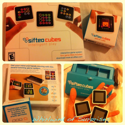 Sifteo Cubes Review