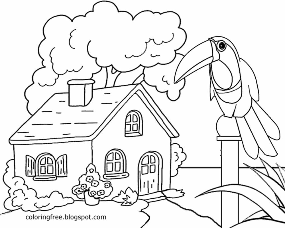 night garden coloring pages print - photo #42