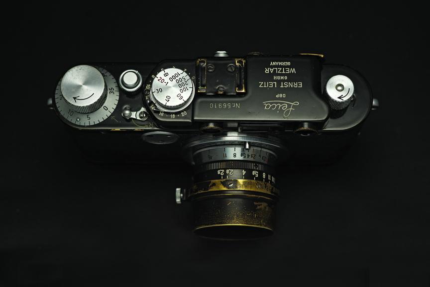 Leica II D Mod III