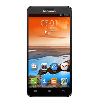 Cara Flash Lenovo A780e