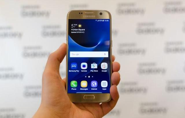 Harga Samsung Galaxy S7 Terbaru Beserta Spesifikasi